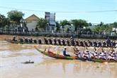 La course de pirogues 2020 des Khmers de Soc Trang