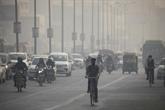 New Delhi redoute l'effet conjugué du virus et de la pollution