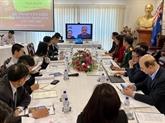 Des Vietnamiens en Australie donnent des avis sur les projets de documents du XIIIe Congrès du Parti