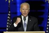 Joe Biden prépare son accession à la Maison Blanche