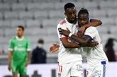 L1 : Lyon s'en tire bien, Lille chute