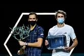 Masters 1000 de Paris : Medvedev retrouve des couleurs