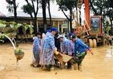 Au chevet des étudiants victimes des crues et inondations
