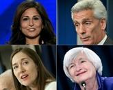 Avec Biden, des femmes et minorités pour piloter l'économie américaine