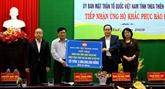 Intempéries : Thua Thiên-Huê reçoit des assistances