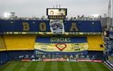 Maradona : hommage de Boca Juniors à la Bombonera sous les yeux de sa fille Dalma
