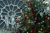Pour la première fois depuis l'incendie, concert de Noël dans Notre-Dame de Paris