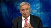 Le chef de l'ONU appelle à davantage d'efforts pour éliminer les armes chimiques
