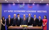 Le Vietnam poursuivra ses efforts pour réaliser la Vision 2040 de l'APEC