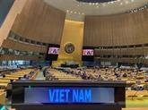 Le Vietnam appelle à une coopération renforcée pour régler des différends