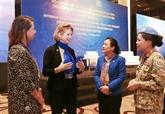 Le Vietnam promeut le rôle des femmes dans la construction de la paix