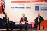 Se préparer à la fin des négociations de FTA Vietnam - Royaume-Uni