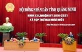 Quang Ninh vise un PIB régional par habitant de 10.000 USD en 2025