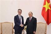 L'UE est l'un des partenaires clés du Vietnam, dit le PM