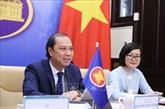 L'ASEAN+3 cherche à élever la résilience économique et financière T