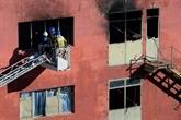 Espagne : trois morts dans l'incendie d'un entrepôt où vivaient des migrants
