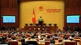 Résolution de la 10e session de la XIVe législature de l'Assemblée nationale