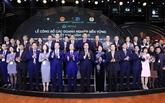 Top 100 des entreprises durables au Vietnam en 2020