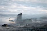 En Bulgarie, l'air irrespirable inquiète en pleine pandémie de COVID-19