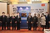 Vietnam - R. de Corée : inauguration du Centre de consultation et de solutions technologiques