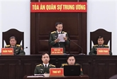 Verdict en appel d'une affaire concernant des terrains de la défense