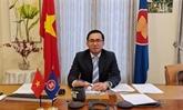 Le Vietnam a œuvré pour construire une ASEAN plus cohésive et réactive
