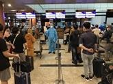 Environ 690 citoyens rapatriés depuis l'Angola et le Myanmar