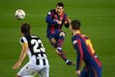 Espagne : Messi, seul remède d'un Barça souffrant