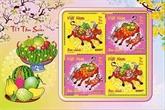 Émission de timbres pour saluer l'Année du buffle 2021