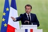 Macron va échanger