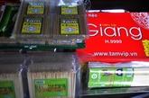 Un vietnamien fait fortune en vendant des cure-dents