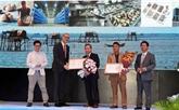Lenger Farm, la première unité au monde à recevoir le label ASC pour les élevages de Meretrix Lyrata