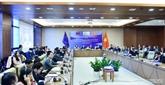 La 2e réunion du Comité mixte Vietnam - Union européenne