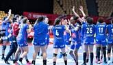 Euro-2020 de hand : Estelle Nze Minko envoie les Françaises en demi-finales