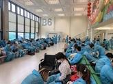 COVID-19 : rapatriement de près de 180 citoyens vietnamiens de Bruneï