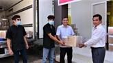 Bà Ria-Vung Tàu exporte deux premières tonnes de produits de chocolat au Japon