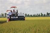 L'agriculture atteindrait un chiffre d'affaires à l'export de 41 mds d'USD