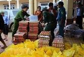 Le Vietnam reçoit 25 millions d'USD d'aide aux sinistrés dans le Centre