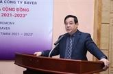 Le ministère de la Santé et Bayer coopèrent dans la prévention des AVC