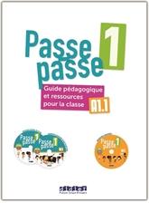 Le français pour les plus petits avec Passe Passe