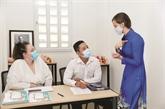 Une initiative franco-vietnamienne pour aider les malades à mieux respirer