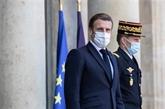 Emmanuel Macron testé positif, vaccination fin décembre en Europe