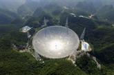 La Chine voit loin avec son télescope géant