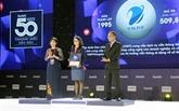 Forbes Vietnam: 50 marques vietnamiennes les plus