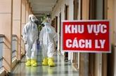 Hô Chi Minh-Ville rétablit des zones de quarantaine payante