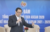 Rencontre avec la presse sur l'Année de la présidence vietnamienne de l'ASEAN