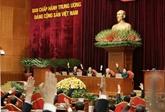 Le 14e plénum du Comité central du Parti achève ses plans fixés