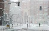 Le Nord-Est des États-Unis se réveille sous la neige