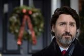 Vaccins : le Canada partagera d'éventuels excédents, promet Trudeau