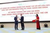 Le Journal vietnamien de pédiatrie est intégré dans la base de données ASEAN-ACI